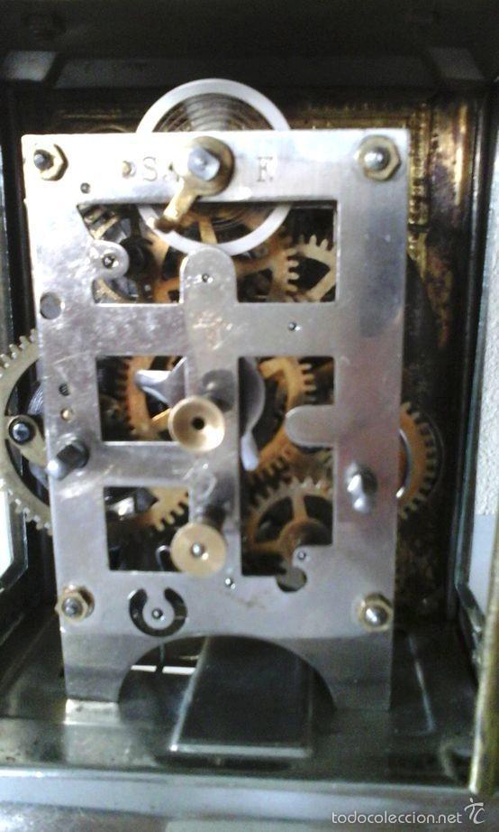 Relojes de carga manual: RELOJ DE CARRUAJE FUNCIONANDO - Foto 8 - 55155127