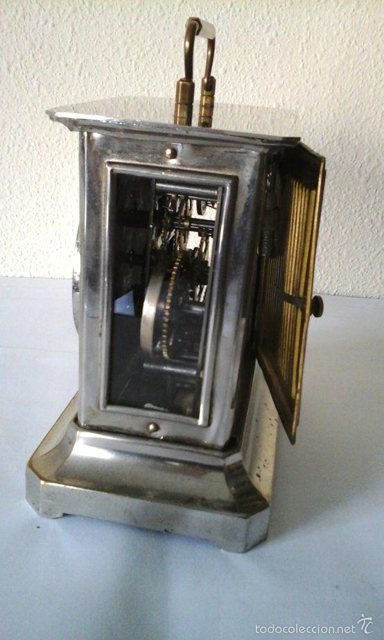 Relojes de carga manual: RELOJ DE CARRUAJE FUNCIONANDO - Foto 9 - 55155127