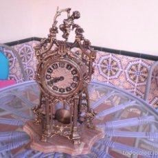 Relojes de carga manual: RELOJ DE BRONCE. Lote 55372816