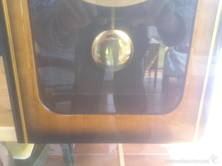 Relojes de carga manual: RELOJ DE PARED SONORO DE TRES CUERDAS MARCA DICENTI ALEMAN - Foto 4 - 56045289