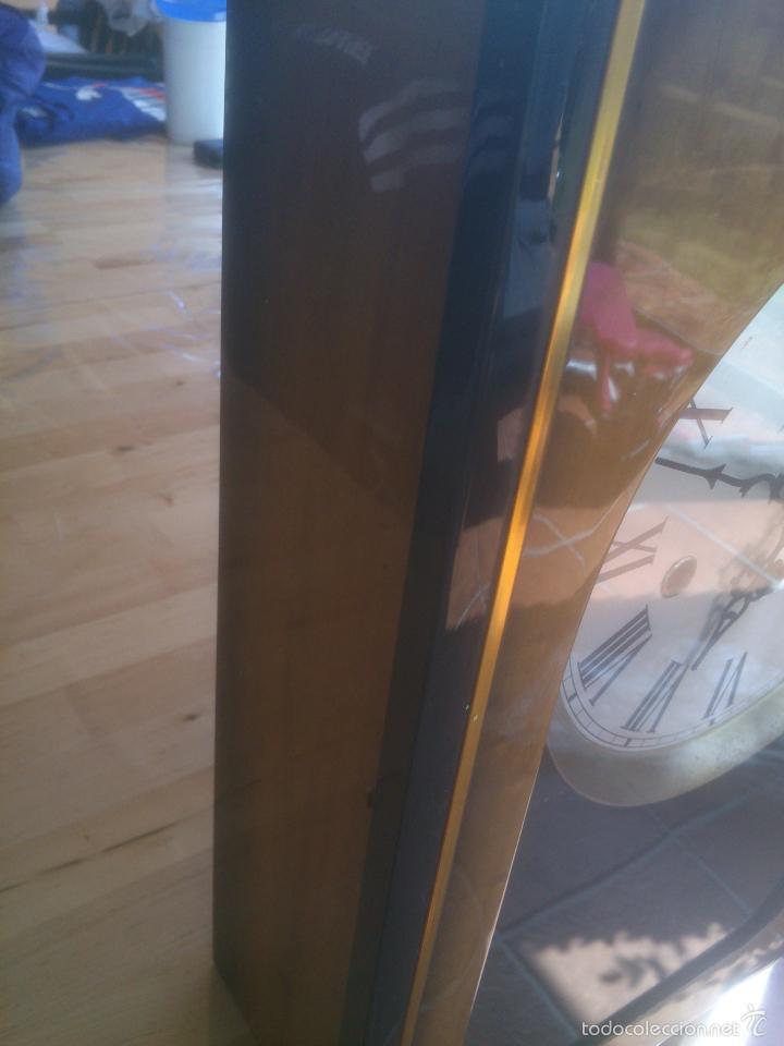 Relojes de carga manual: RELOJ DE PARED SONORO DE TRES CUERDAS MARCA DICENTI ALEMAN - Foto 5 - 56045289