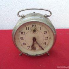 Relojes de carga manual: RELOJ DE DESPERTADOR. Lote 56124465
