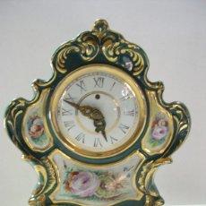 Relojes de carga manual: RELOJ DE PORCELANA.. Lote 56549186