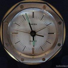 Relojes de carga manual: RELOJ DESPERTADOR SWIZA MODELO CARTIER. Lote 56840282