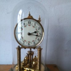 Relojes de carga manual: RELOJ CAMPANA CRISTAL. Lote 56913633