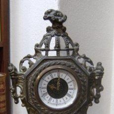 Relojes de carga manual: RELOJ SOBREMESA. Lote 57054489