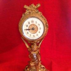 Relojes de carga manual: RELOJ DE SOBREMESA DEL SIGLO XIX. Lote 57945687