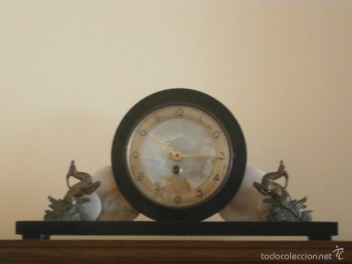 Relojes de carga manual: RELOJ ART DÉCO. - Foto 2 - 85270632
