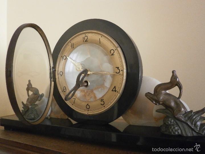 Relojes de carga manual: RELOJ ART DÉCO. - Foto 3 - 85270632