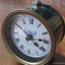 Relojes de carga manual: RELOJ SOBREMESA. CUERDA MANUAL. GUILDFORD. GERMANY. Lote 58218319