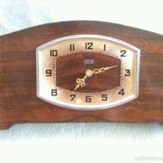 Relojes de carga manual: ANTIGUO RELOJ DESPERTADOR. FUNCIONA. Lote 58267996