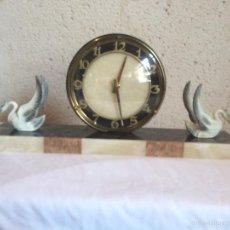 Relojes de carga manual: RELOJ FRANCÉS SOBREMESA ART DECÓ. Lote 59713567