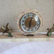 Relojes de carga manual: RELOJ SOBREMESA ART DECÓ. Lote 59713679
