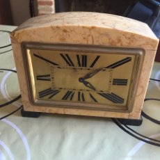 Relojes de carga manual: PRECIOSO RELOJ ART NOUVEAU 8 DÍAS. Lote 60111523