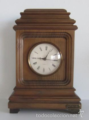 RELOJ DE SOBREMESA KUATRE (Relojes - Sobremesa Carga Manual)