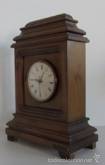 Relojes de carga manual: RELOJ DE SOBREMESA KUATRE - Foto 2 - 60224575