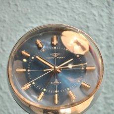 Relojes de carga manual: RELOJ SOBREMESA VINTAGE MARCA TOKIO TOKEI-SPACE AGE . Lote 60306419