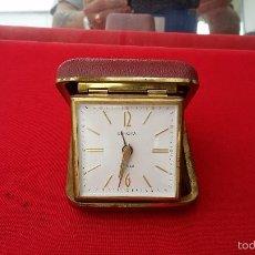 Relojes de carga manual: RELOJ DE VIAJE. Lote 60331163
