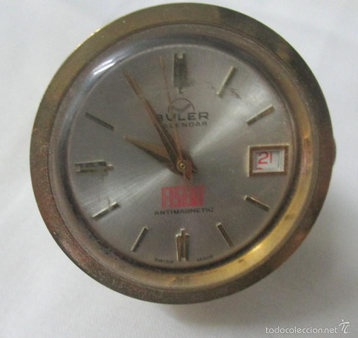 Relojes de carga manual: Reloj BULER Calendar FISEAT Antimagnetic despacho - Foto 5 - 60677975