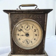 Relojes de carga manual: ANTIGUO RELOJ DE CARRUAJE.. Lote 61209371