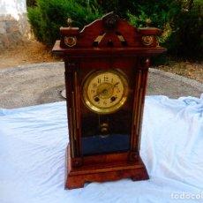 Relojes de carga manual: RELOJ SOBREMESA ALEMAN. Lote 61802188