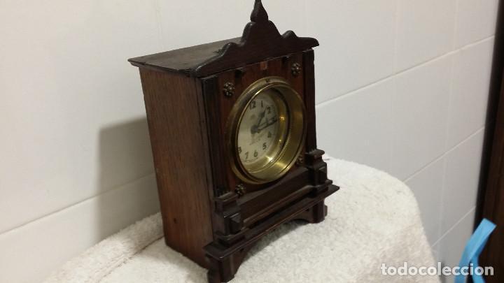 Relojes de carga manual: reloj de madera - Foto 2 - 62166588