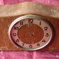 Relojes de carga manual: RELOJ DESPERTADOR DE SOBREMESA PERO SIN AGUJAS. Lote 62884044