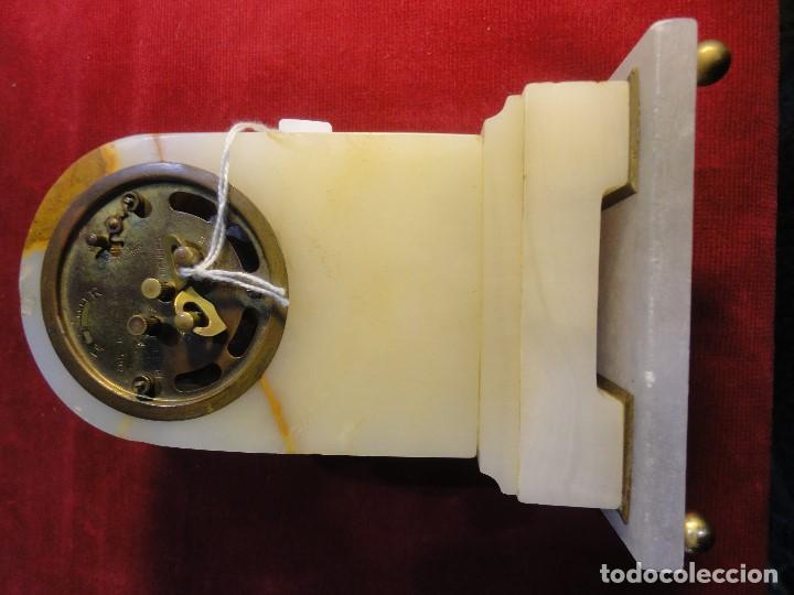 Relojes de carga manual: RELOJ DE ALABASTRO - Foto 2 - 63992023