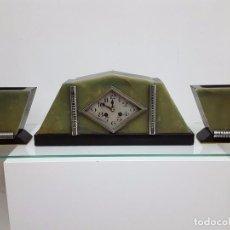 Relojes de carga manual: RELOJ ART DECÓ.. Lote 65884098