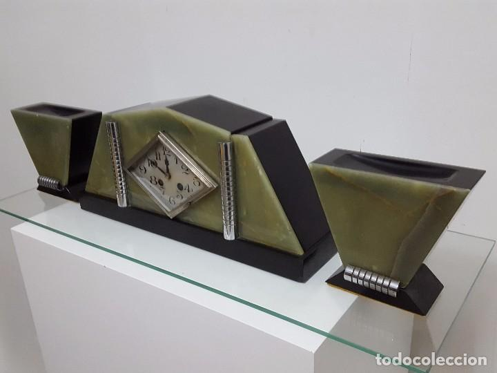 Relojes de carga manual: Reloj Art Decó. - Foto 2 - 65884098