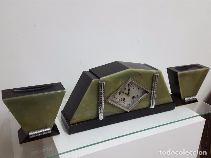 Relojes de carga manual: Reloj Art Decó. - Foto 3 - 65884098