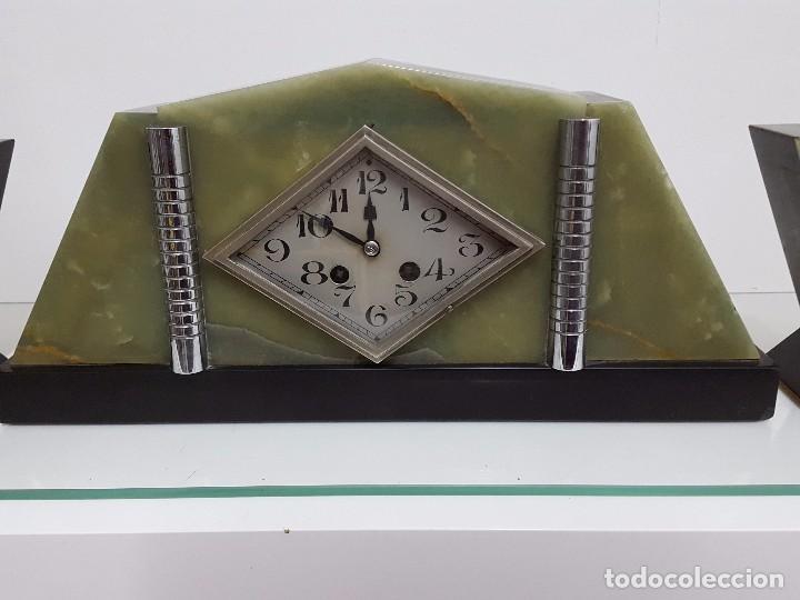 Relojes de carga manual: Reloj Art Decó. - Foto 4 - 65884098
