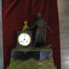 Relojes de carga manual: RELOJ DE SOBREMESA. Lote 67996377