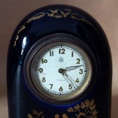 Relojes de carga manual: ANTIGUO RELOJ EN PORCELANA ROSENTHAL . Lote 70569489