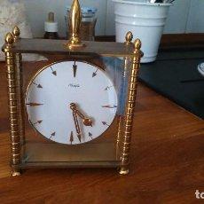 Relojes de carga manual: PEQUEÑO Y BONITO RELOJ DE SOBREMESA KIENZLE. Lote 70667489