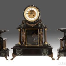 Relojes de carga manual: RELOJ NAPOLEÓN III DE NOTARIO. Lote 75355083