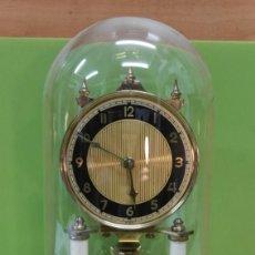 Relojes de carga manual: RELOJ DE BOLAS 400 DIAS CUERDA. FUNCIONANDO PERFECTAMENTE. Lote 76810171