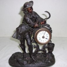 Relojes de carga manual: RELOJ DE CALAMINA. Lote 76947165