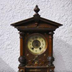 Relojes de carga manual: ANTIGUO RELOJ DE SOBREMESA CON SONERIA.. Lote 83802168