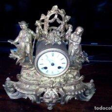 Relojes de carga manual: RELOJ DE CALAMINA PARA PIEZAS O RESTAURAR. Lote 80920212