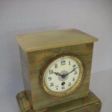 Relojes de carga manual: RELOJ DE ÓNICE NAPOLEÓN III.. Lote 81138680