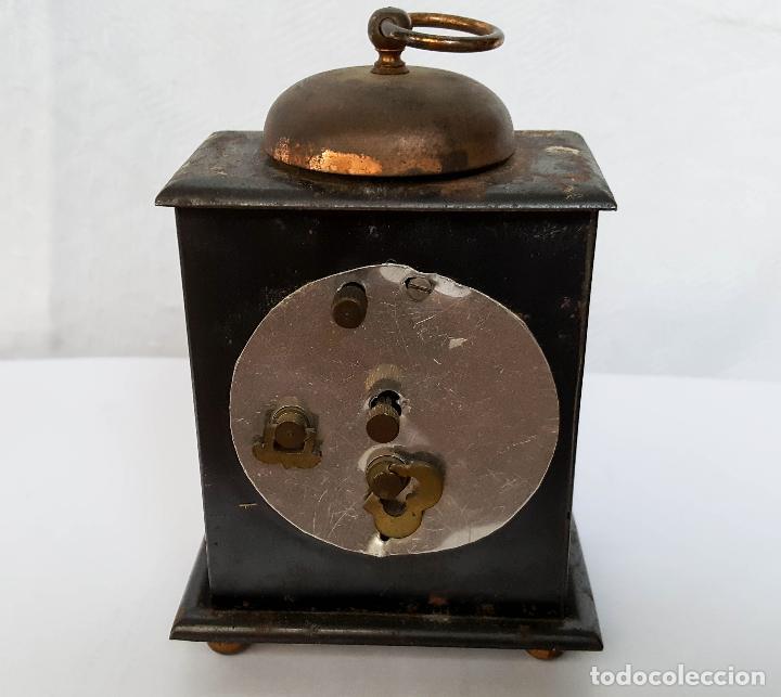 Relojes de carga manual: RELOJ DESPERTADOR DE SOBREMESA - Foto 2 - 81862000