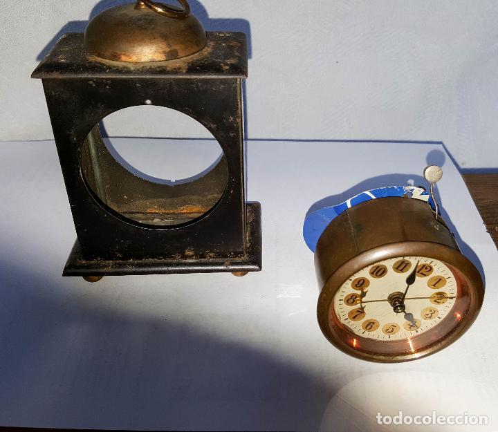 Relojes de carga manual: RELOJ DESPERTADOR DE SOBREMESA - Foto 3 - 81862000