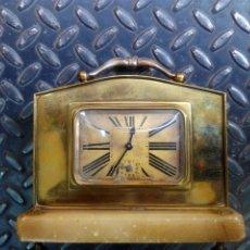 Relojes de carga manual: RELOJ DE SOBREMESA CARGA MANUAL. Lote 76511921