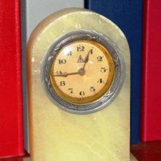 Relojes de carga manual: ANTIGUO RELOJ DE SOBREMESA. Lote 82021280