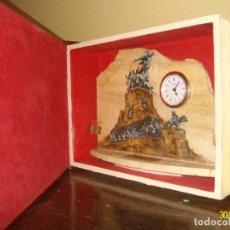 Relojes de carga manual: RELOJ LIBRO DE ADORNO. Lote 82032956