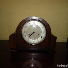 Relojes de carga manual: MAGNIFICO RELOJ DE CHIMENEA INGLES PERFECTO-ENFIELD-. Lote 82332712