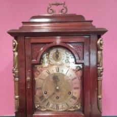 Relojes de carga manual: GRAN RELOJ DE SOBREMESA CARRILLON MARTON & GAIN.. Lote 85114800
