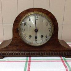 Relojes de carga manual: RELOJ INGLES DE SOBREMESA. Lote 85925208