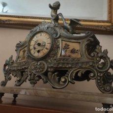 Relojes de carga manual: RELOJ SOBREMESA . Lote 87001292